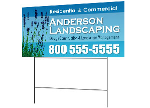 Tristone media group large printing services including coroplast signs